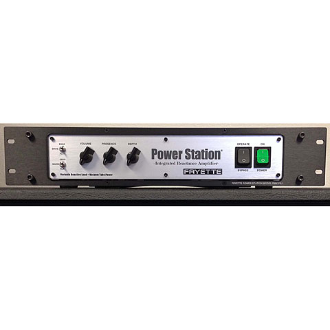 Fryette Power Station Basic Rackmount-Kit