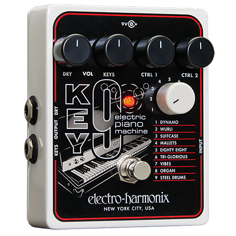 Electro Harmonix Key9 Piano Machine