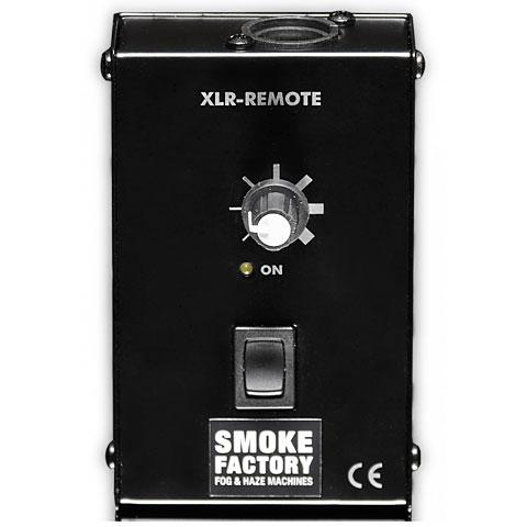 Smoke Factory XLR Remote