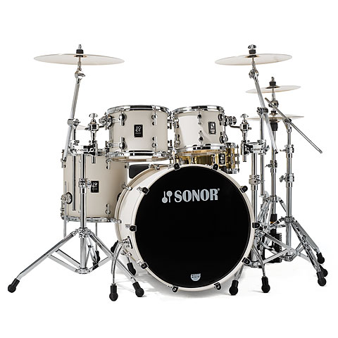 Sonor ProLite PL 12 Stage 2 Creme White