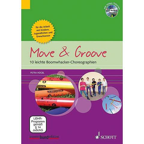 Schott Move & Groove: für Boomwhackers