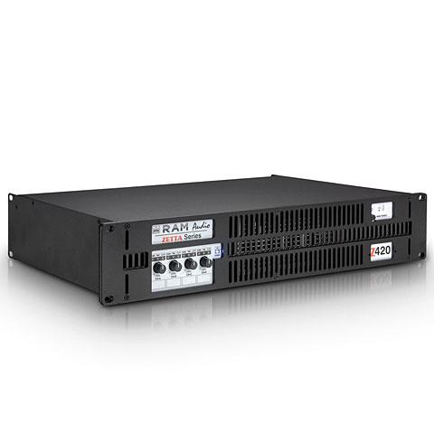 RAM Audio Zetta 420