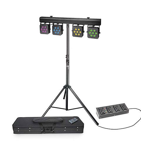 Cameo Multi PAR III Set - 28 x 8W Quad