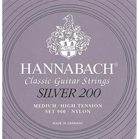 Hannabach 900 MHT Silver 200
