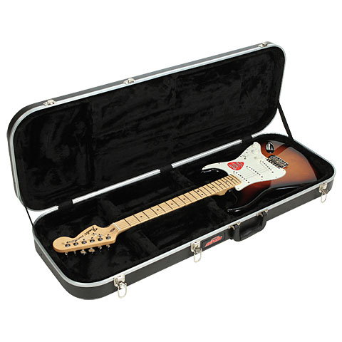 SKB 6 Electric Guitar Economy Rectangular Case