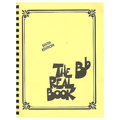 Hal Leonard The Real Book (B-Instrumente)