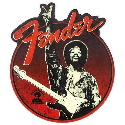 Fender Jimi Hendrix ''Peace Sign'' Magnet