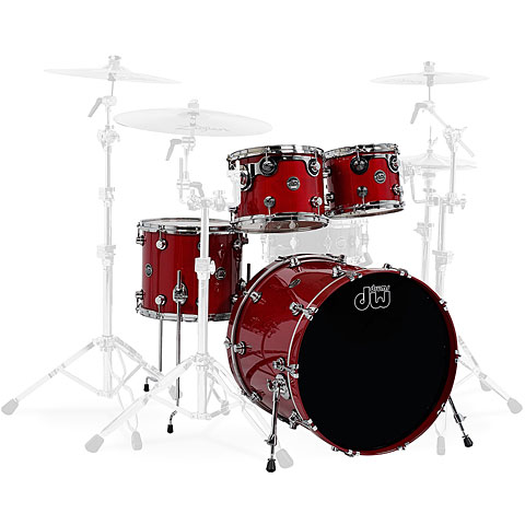 DW Performance Lacquer Candy Apple Red