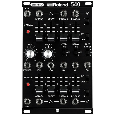 Roland 540 Synthesizer Dual Envelope Generator + LFO System 500