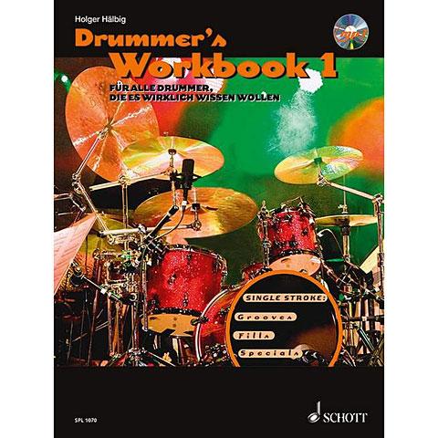 Schott Drummers Workbook Bd.1