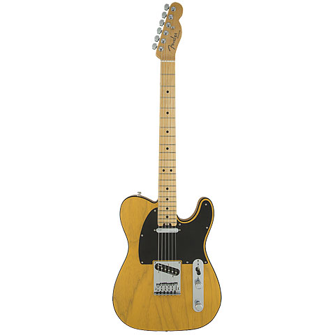 Fender American Elite Tele MN BTB