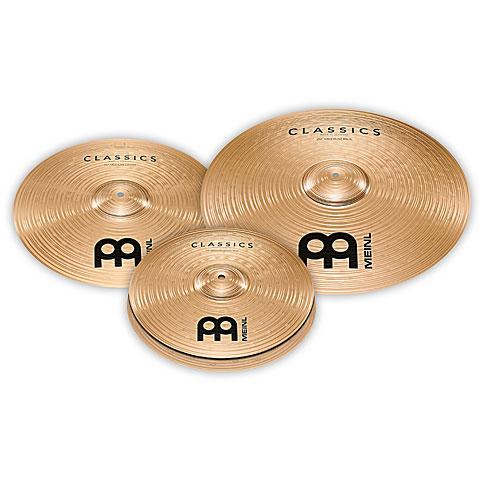Meinl Classics 14/16/20 Complete Cymbal Set