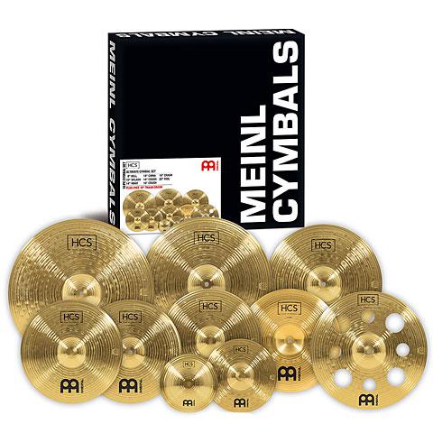Meinl HCS Ultimate Cymbal Set