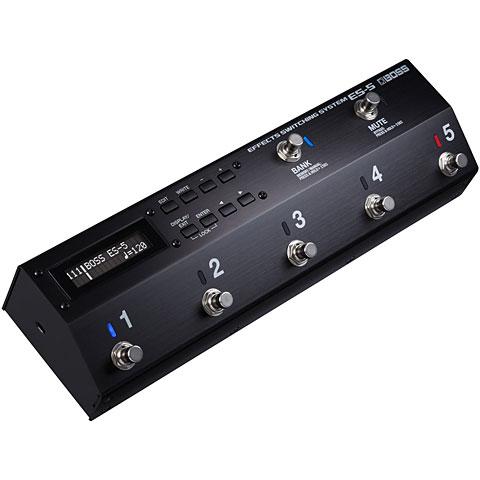 Boss ES-5 Effect Loop Switcher