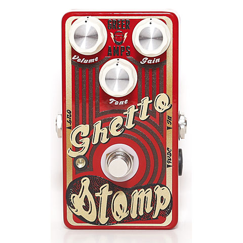 Greer Amps Ghetto Stomp