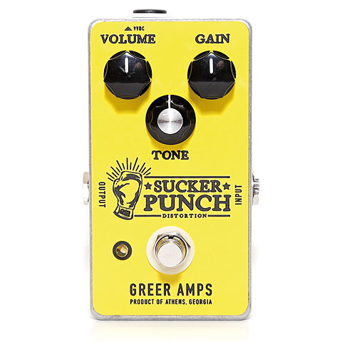 Greer Amps Sucker Punch