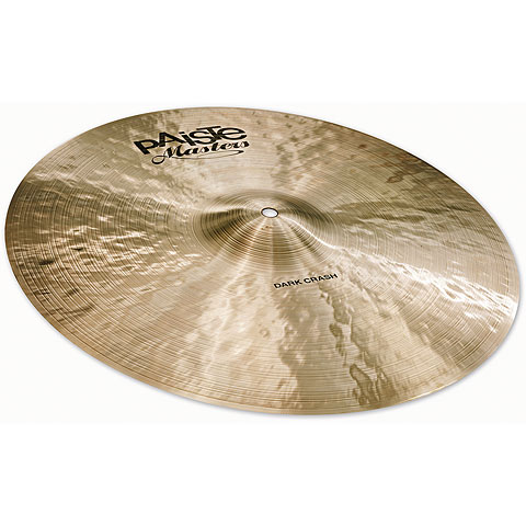 Paiste Masters 20  Dark Crash