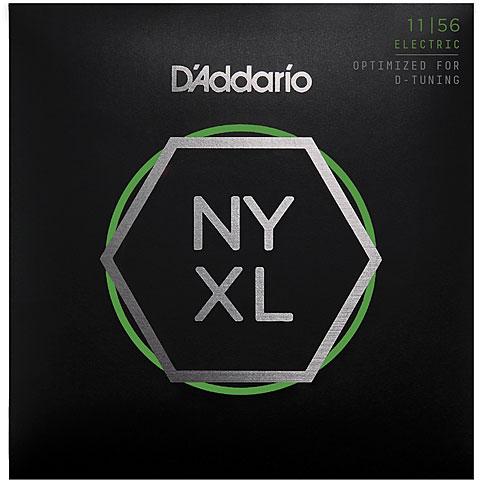 D'Addario NYXL1156 Set