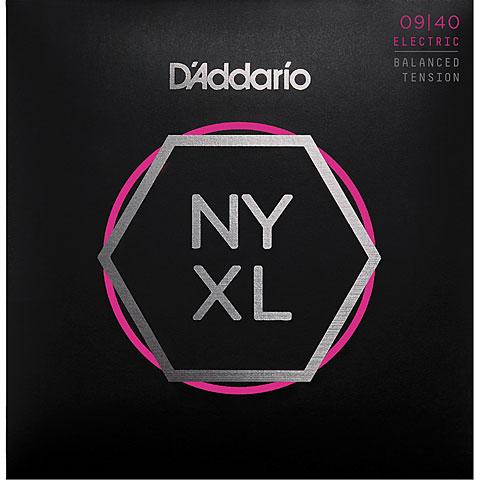 D'Addario NYXL0940BT Balanced Tension Set