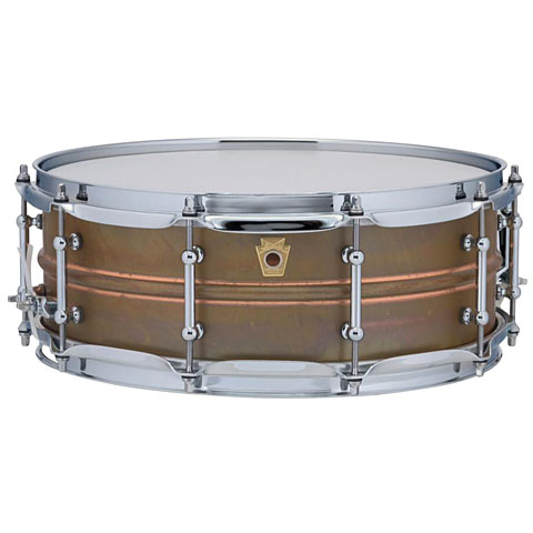 Ludwig Copper Phonic LC661T 14 x 5  Raw