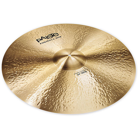 Paiste Formula 602 Modern Essentials 24'' Ride 1