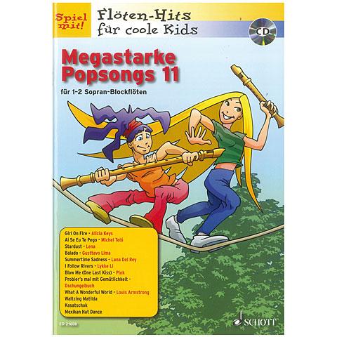 Schott Megastarke Popsongs 11