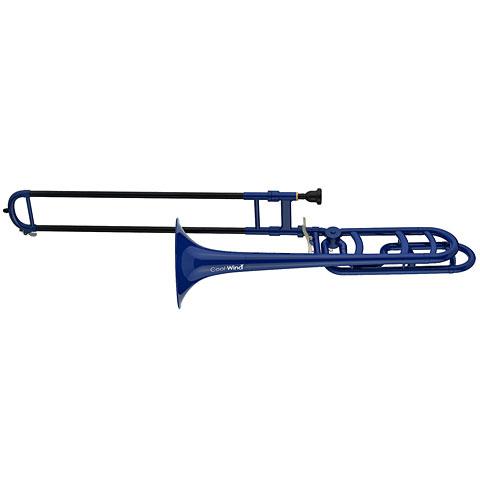 Cool Wind Tenor Trombone blue