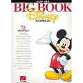 Libro de partituras Hal Leonard Big Book Of Disney Songs for alto saxophone