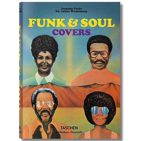 Taschen Verlag Funk and Soul Covers