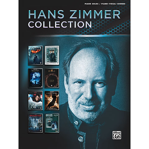 Alfred KDM Hans Zimmer Collection - for piano solo