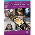 Play-Along Alfred KDM Top hits from TV, Movies and Musicals for trumpet