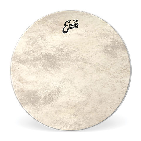 Evans Calftone 22  Bass Drum Head