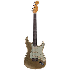 Fender Custom Shop 1964 Stratocaster Gold Sparkle « Guitarra eléctrica