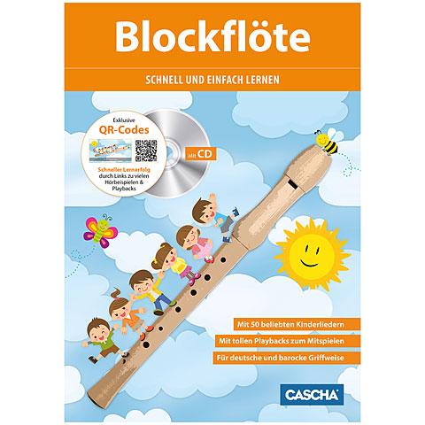 Cascha Blockflöte schnell und einfach lernen