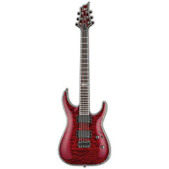 ESP LTD H1000 QM see thru black cherry « Guitarra eléctrica