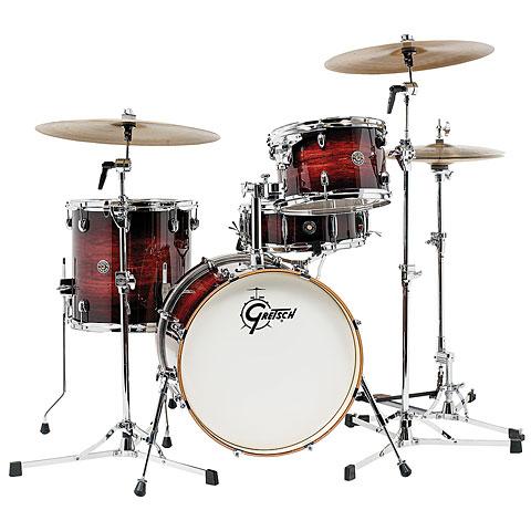Gretsch Catalina Club 18  Gloss Antique Burst Drumset