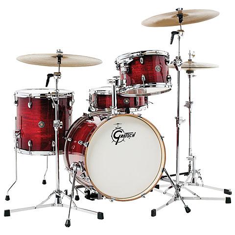 Gretsch Catalina Club 18  Gloss Crimson Burst Drumset