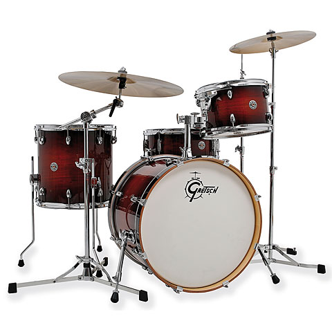 Gretsch Catalina Club 20  Gloss Antique Burst Drumset