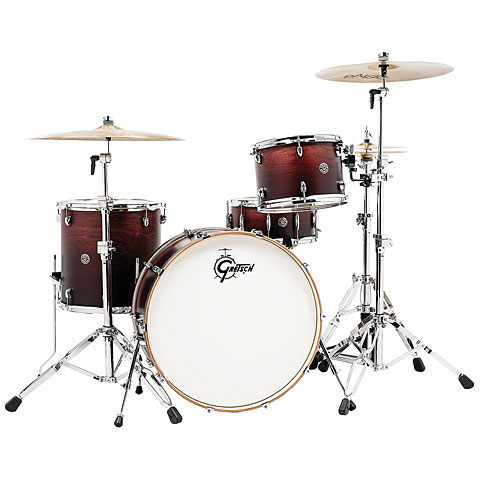 Gretsch Catalina Club 24  Satin Antique Fade Drumset