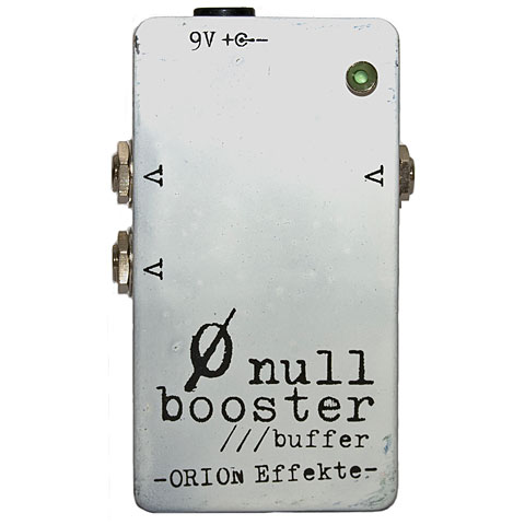 Orion FX Null Booster