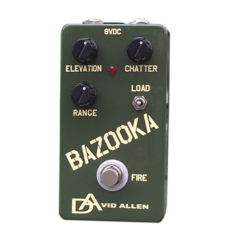 Lovepedal Bazooka  limited Edition