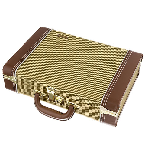 Fender John Popper Harmonica 7 pack with case