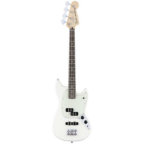Fender Mustang Bass PJ RW OWT
