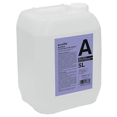 Eurolite Smoke Fluid -A2D- Action Nebelfluid 5l