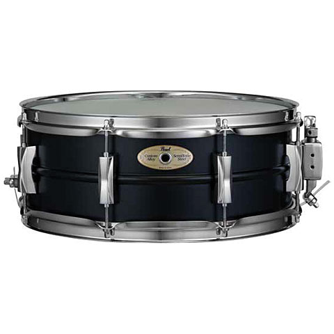 Pearl 14 x 5,5  Black Steel Snare