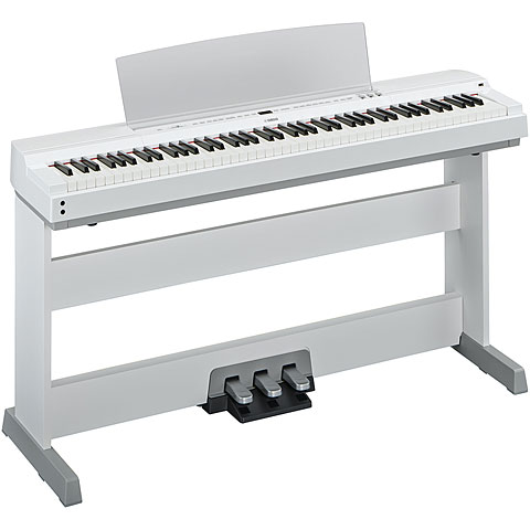Yamaha P-255 WH Deluxe Set
