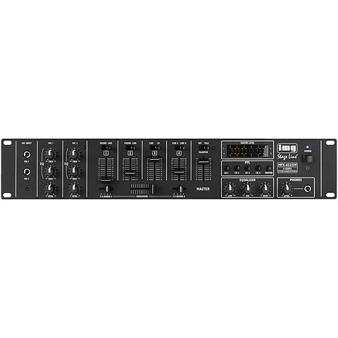 IMG Stageline MPX-622/SW