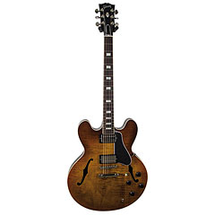 Gibson ES-335 Figured Faded Lightburst 2016 « Guitarra eléctrica