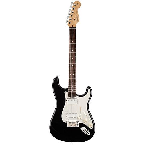 Fender American Standard Strat HH  RW BLK