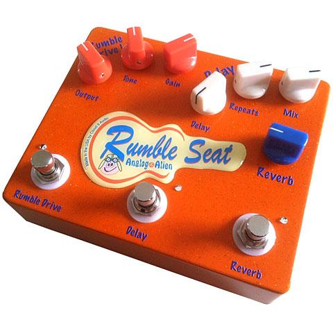 Analog Alien Rumble Seat
